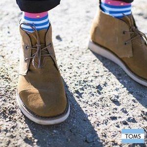 Mateo Chukka Boots